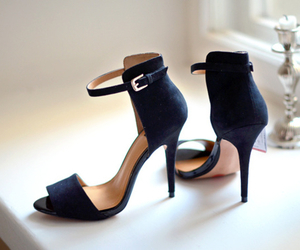 shoes, girly, and high heels image