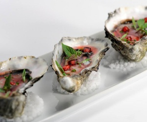 fancy, seafood, and tapas image