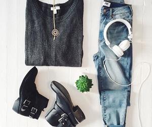 fashion, outfit, and aeropostale image