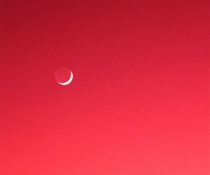background, iphone, and moon image