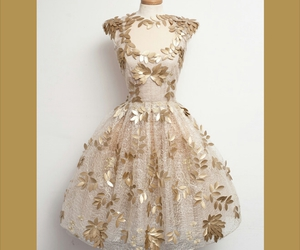 beautiful, gold, and clothes image