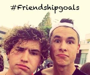 friendship, selfie, and jc caylen image