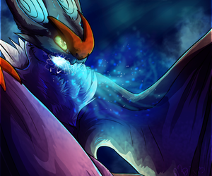 pokemon and noivern image