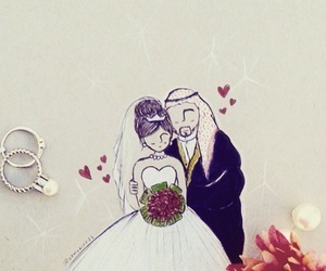 arabic and marriage image