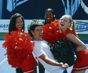 bring it on, Kirsten Dunst, and cheerleader image
