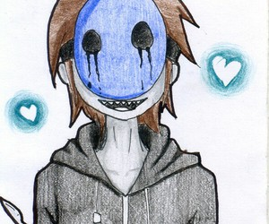 creepypasta and eyeless jack image