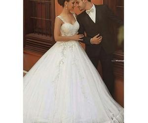 couple, guys, and dress image