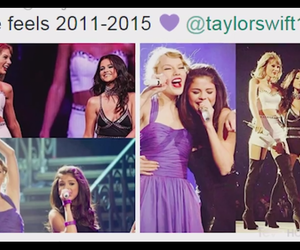 idol, selena gomez, and Taylor Swift image