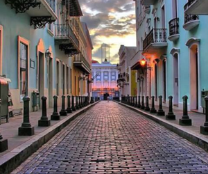 edit, old san juan, and puerto rico image
