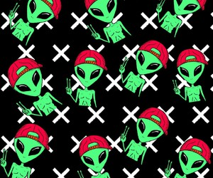 background, wallpaper, and alien image