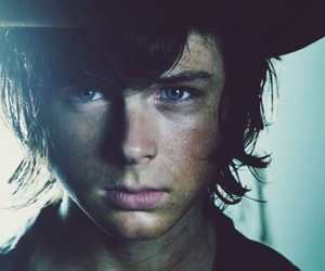 the walking dead, twd, and carl image