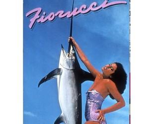 Fiorucci, retro, and swordfish image