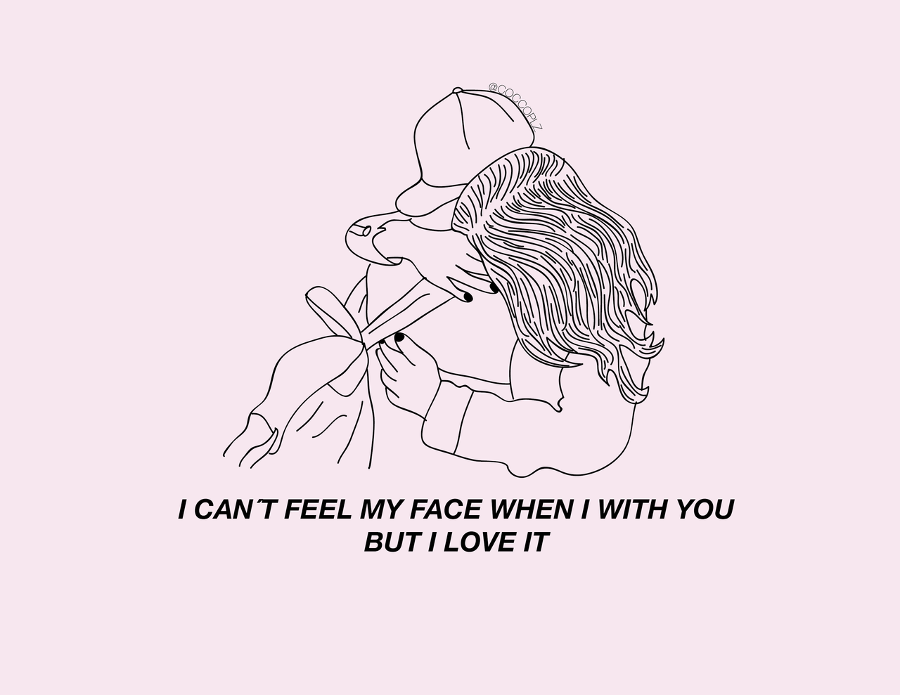 Image About Love In Aesthetic By Carolina On We Heart It