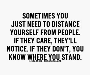 distance, quotes, and truth image