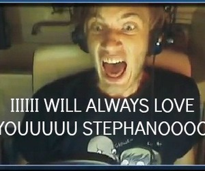 funny, stephano, and pewdiepie image