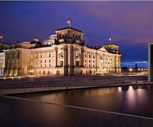 berlin, germany, and reichstag image