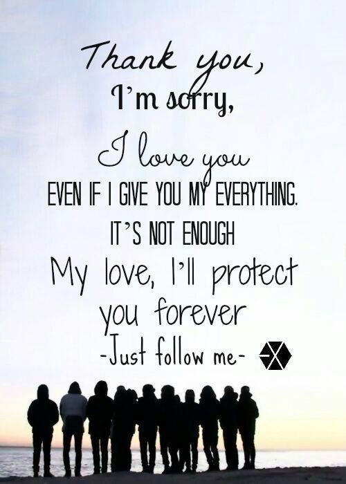 promise exo♥ shared by karen on we heart it