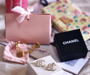 chanel, girly, and fashion image