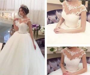 bride, love, and wedding image