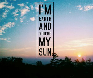 quotes, wallpaper, and sunset image