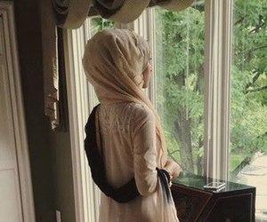 hijab, home, and islam image