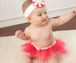 baby aspen, baby girl gifts, and closet monsters image