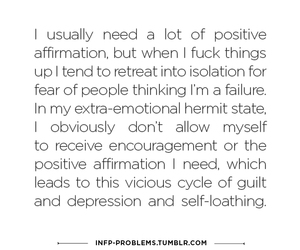 personality, problems, and quotes image