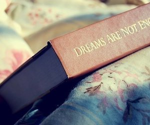 Dream, book, and life image