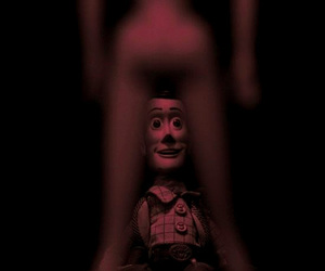 funny, toy story, and woody image
