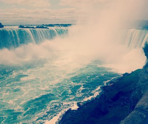 canada, niagara, and nyc image