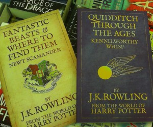 books, harrypotter, and hp image