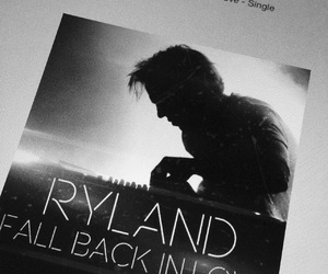 ryland lynch and fall back in love image