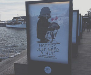 DarthVader, haters, and norway image