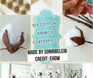 centerpiece, diy, and do it yourself image