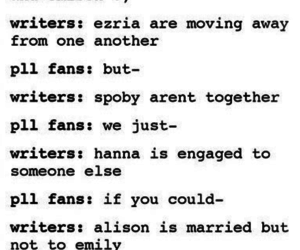 wtf, pll, and ezria image