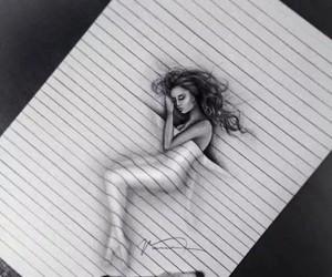 amazing, girl, and creative image