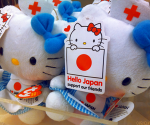 hello kitty, cute, and japan image