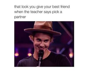justin bieber, funny, and best friends image