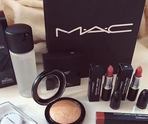 makeup, goals, and mac image