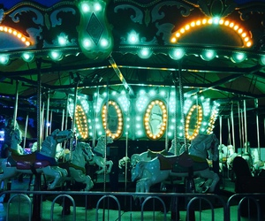 carnival, hipster, and indie image