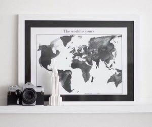 camera, decorations, and homedecorations image