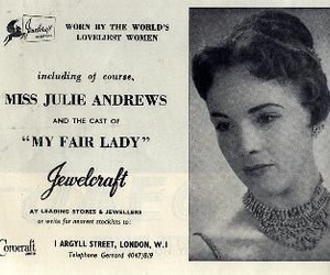 actress, julie andrews, and young image
