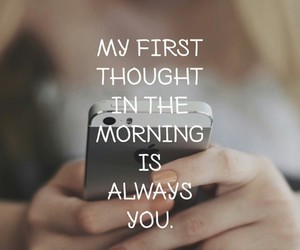 iphone, cute, and quote image