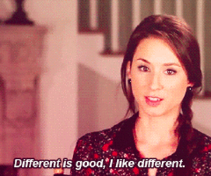pretty little liars, pll, and different image