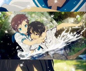 anime, nagi no asukara, and hikari sakishima image
