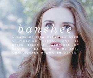 teen wolf and banshee image
