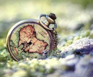 australia, clock, and nature image