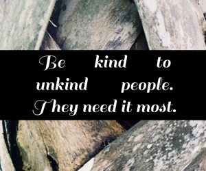 cool, quotes, and bekind image