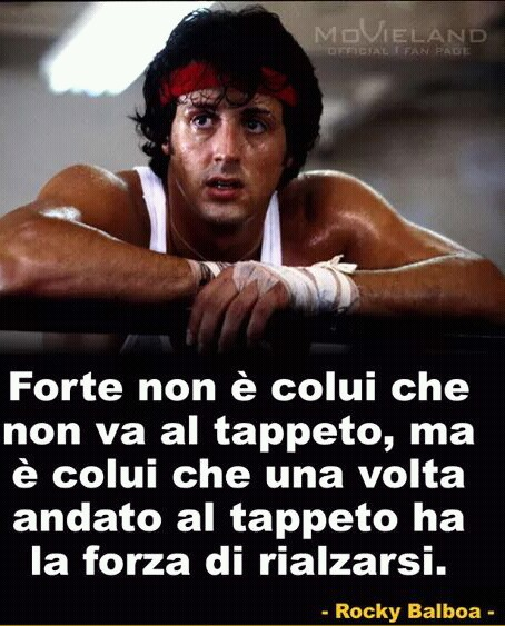 Image About Rocky Balboa In Frasi By Alex On We Heart It