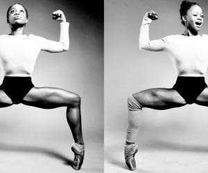 african american, dancer, and michaela deprince image